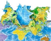Карта мира. Пазл